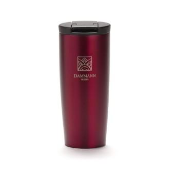 """""""Nomade"""" - Mug isotherme rouge - 26€"""