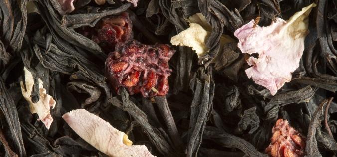Thé Noir Divine Rose